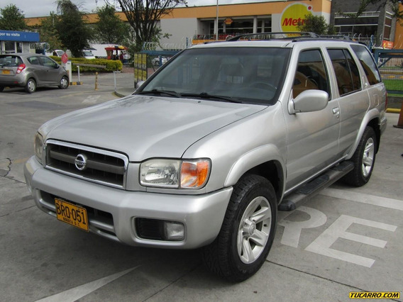 Nissan Pathfinder At 3500 Cc