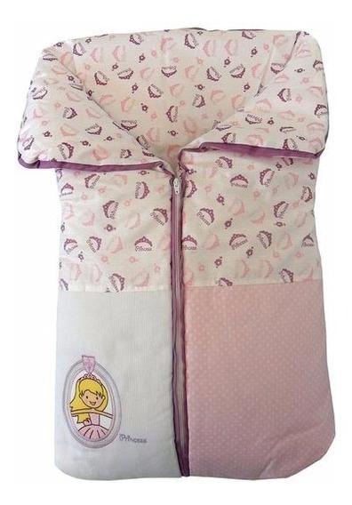 Saco Porta Bebê Dormir E Segurar Acolchoado Reininho