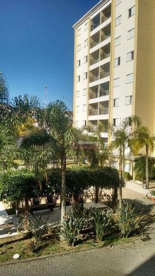 Apartamento Com 3 Dormitórios À Venda, 78 M² Por R$ 500.000 - Centro - Arujá/sp - Ap0324