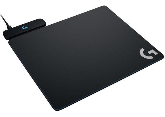 Mousepad Logitech Gamer Powerplay Rgb Carregamento Wireless