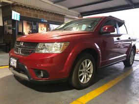 Dodge Journey 2.4 Sxt 7 Pasajeros Lujo At