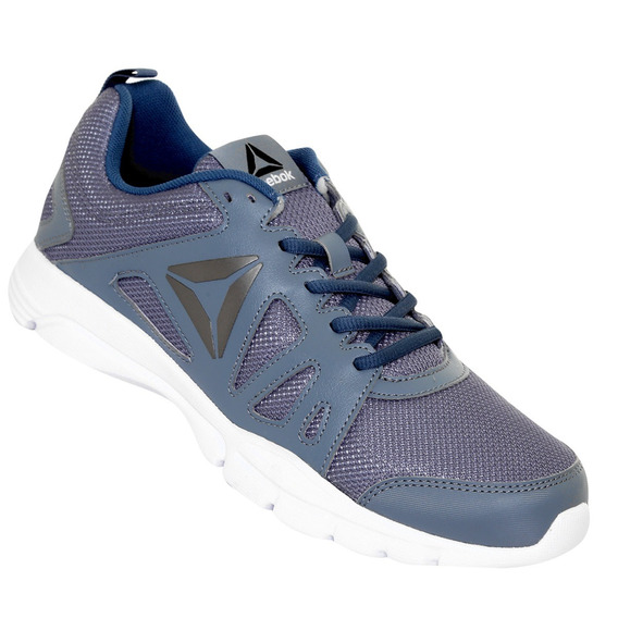 Tenis Reebok Para Hombre Trainfusion Nine 2.0 Color Gris