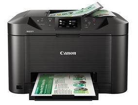 Multifuncional Canon Maxify Mb5110 Bulk Ink Rende 30 Mil Pag
