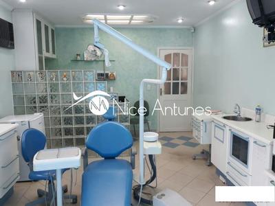 Consultório Odontológico Equipado E Com Raio X Em Rua Paralela A Av. Imirim! - Na11874