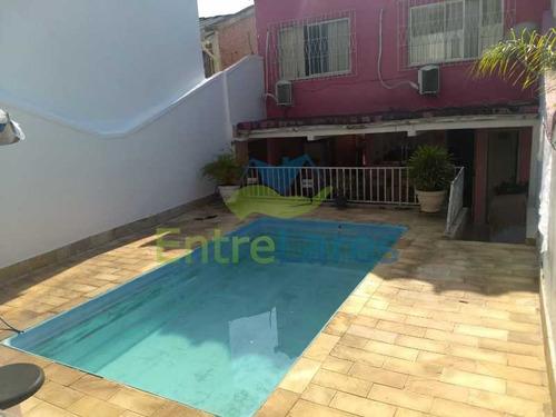 Casa De Rua-à Venda-portuguesa-rio De Janeiro - Ilca30116