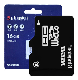 Tarjeta De Memor Micro Sd 16 Gb Sandisk