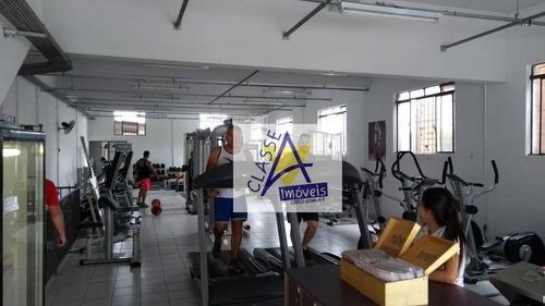 Salao Em Itaquera Proximo Pq Carmo - Ga0074