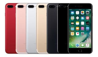 Celular iPhone 7 Plus 128gb Factory Desbloqueados 10/10