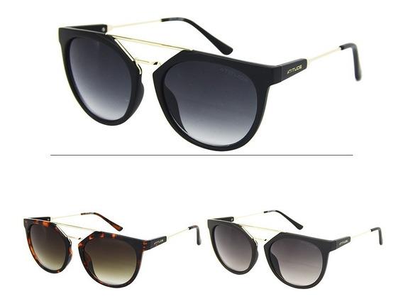 Óculos De Sol Feminino Atitude At 5294 Original