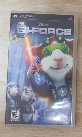 Jogo Psp -g-force