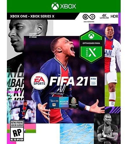 ..:: Fifa 21 ::.. Xbox One En Gamewow