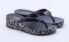 b8b9d04a91 Chinelo Azaleia Tropical Preto - Sapatos no Mercado Livre Brasil