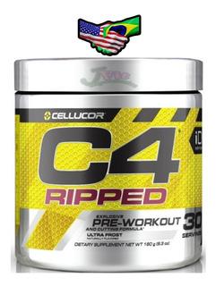 C4 Ripped Cellucor Direto Fábrica! Confira U.s.a Garantia