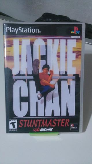 Jogo Jackie Chan ( Patch ) Ps1