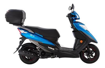 Suzuki Lindy 125 Freios Cbs Automatica