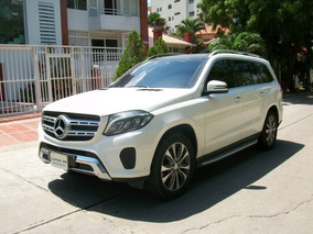Mercedes Benz Gls 500 2017- Automático Gasolina