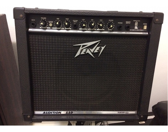 Amplificador Peavey Audition 110 Usa