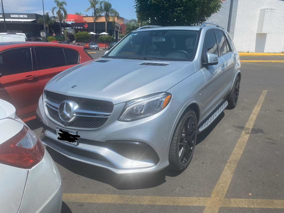 Mercedes-benz Clase Gle 5.5l Suv 63 Amg At 2018