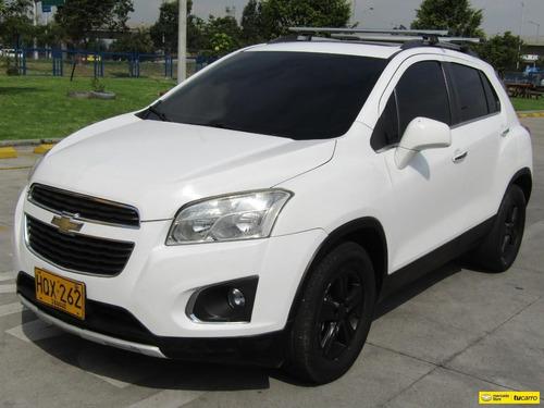 Chevrolet Tracker Lt At 1.8 4x2