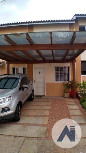 Casa Com 3 Dormitórios À Venda, 134 M² Por R$ 400.000 - Ca2636