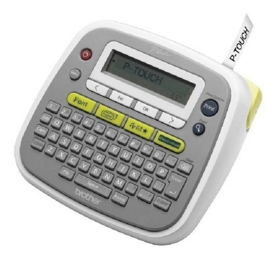 Impressora De Etiquetas Brother Home E Office Labeler Pdt200