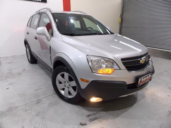Chevrolet Captiva 2.4 4cc 2012 Automatico Com Couro Flex