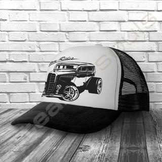 Gorra Trucker Camionera | Hot Rod #169 | Rat Rockabilly Fink