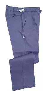 Pantalon Trabajo Ombu Azul Azulino Beige Verde Blanco 38-60