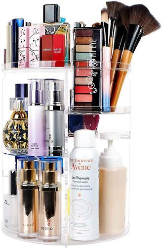 Imagen 1 de 6 de Organizador Para Cosmeticos Acrilico Maquillaje Cosmetiquera