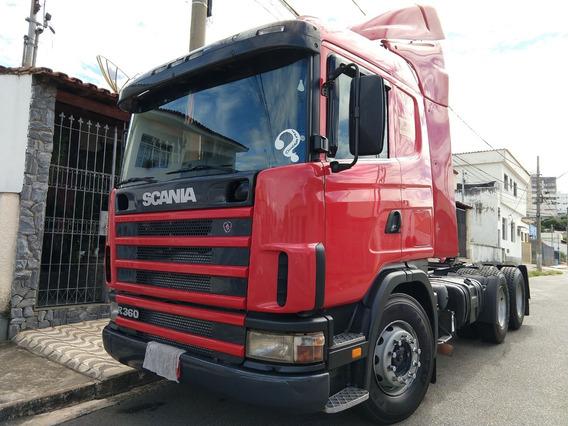 Scania R360 2005 Suspensão A Ar - Segundo Dono