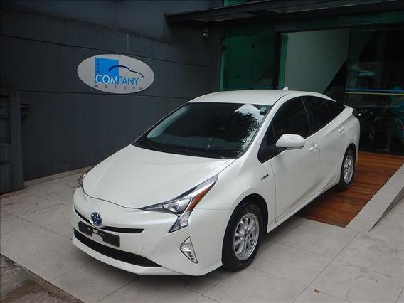 Toyota Prius Prius 1.8 Hybrid 2018 Branco C/ 12 Mil Kms