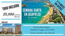 Acapulco Semana Santa 2019