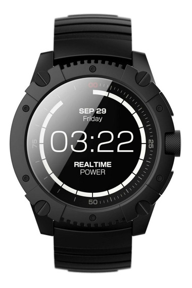 Relógio Masculino Matrix Pw05 Silicone