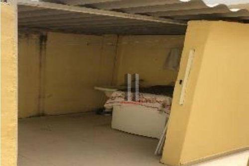 Imagem 1 de 9 de Casa Com 1 Dormitório Para Alugar Por R$ 900/mês - Mooca (zona Leste) - São Paulo/sp - Ca0736