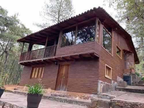 Hermosa Cabaña En Tapalpa, Estuche El Grande