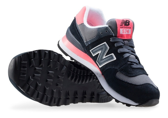 new balance 574 amarillas