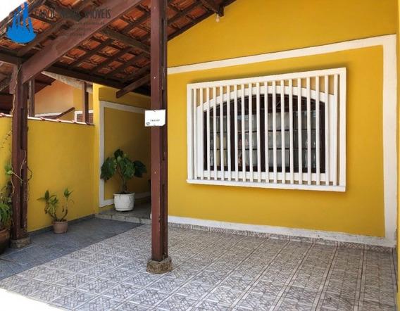 Casa 3 Dormitórios 150 Metros Da Praia - Mongagua - 3302