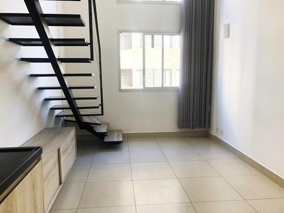 Loft Com 1 Quartos Para Alugar No Sion Em Belo Horizonte/mg - 8776