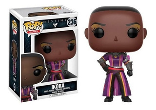 Funko Pop Destiny Ikora 236 Original Nuevo Vdgmrs