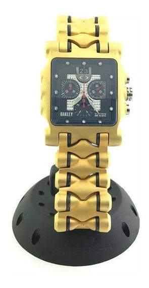Minute Machine Oakley Diamond / 24k Custom - 100% Original