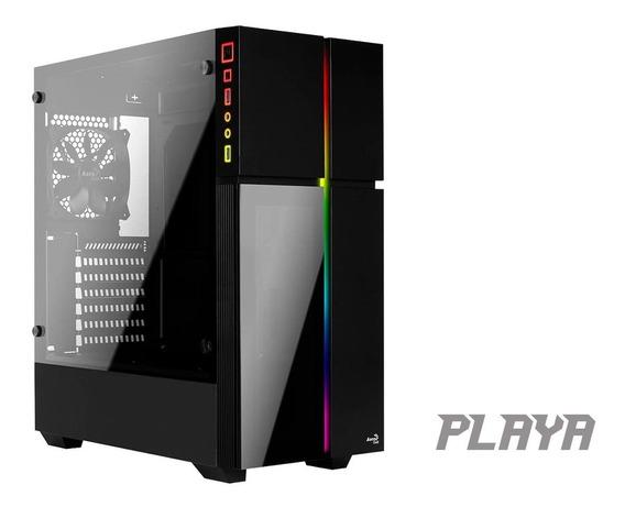 Pc Apex Low - Ryzen 3/8gb/ssd 120gb/xfx Rx 560 2gb Top12