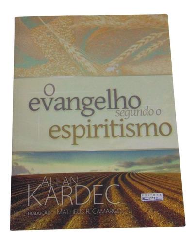 Imagem 1 de 3 de O Evangelho Segundo O Espiritismo (brochura  Eme)