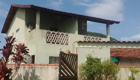 Casa Praia Sobrado Mongaguá 6 Cômodos 2 Banheiros Temporada