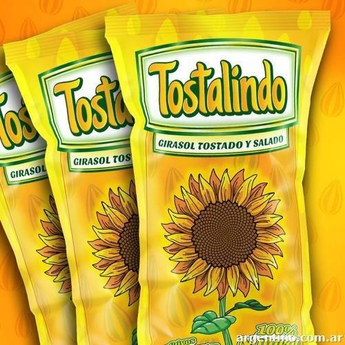 Girasol Tostado Y Salado