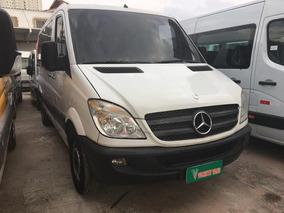Mercedes-benz Sprinter 415 2012/2013 16 Lugares Branca