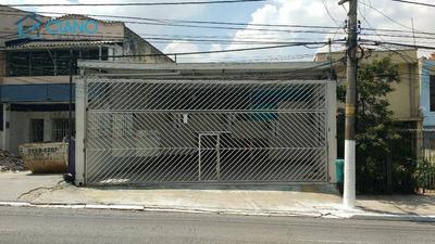 Salão Comercial Para Locação, Mooca, São Paulo. - Sl0034