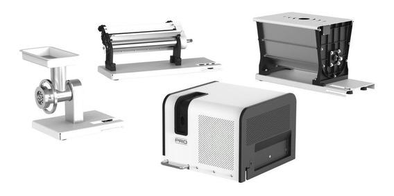 Kit Supermix Pro Com Amassadeira (6 Em 1) Anodilar Bivolt