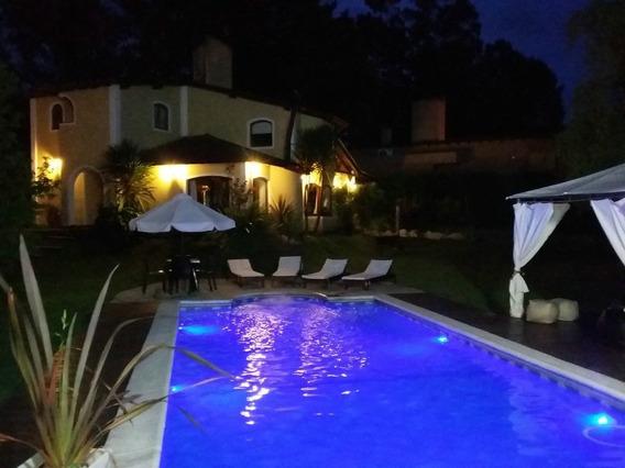 Alquiler Casa Sierra De Los Padres - Gran Chalet-mar Del Pla