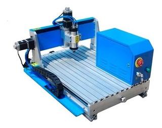 Minirouter Dtmaq Rs6040 Escritorio Husillo 1 Hp Motor 800w