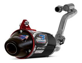 Ponteira + Curva Esportivo Powercore 3 Crf 230 Pro Tork